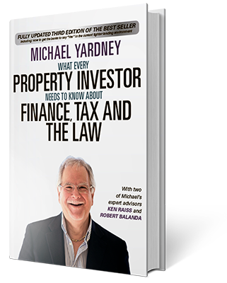 New Book What Every Property Investor needs to know about Finance, Tax and the Law